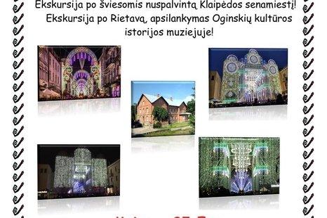 Klaipėdos šviesų festivalis!