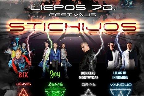 """Festivalis """"Stichijos"""""""