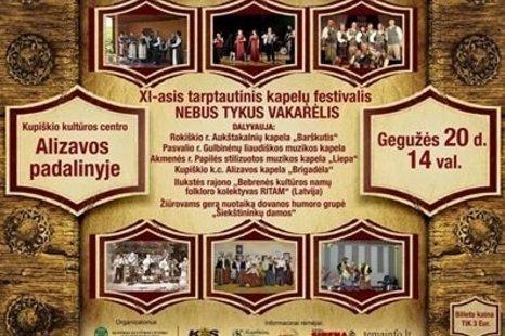 Tarptautinis kapelų festivalis