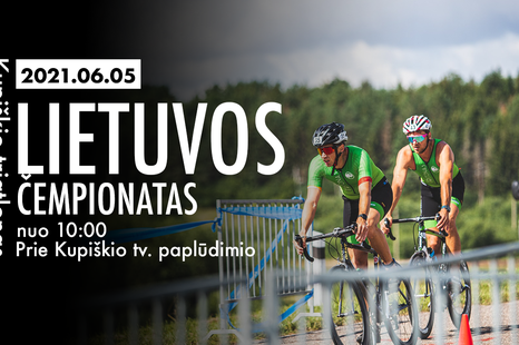 Lietuvos sprinto triatlono čempionatas