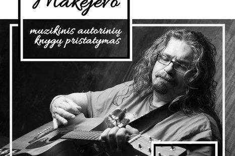 Aleksandro Makejevo koncertas Kupiškyje