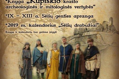 Knygos pristatymas Skapiškyje