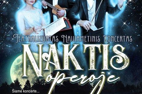 Teatralizuotas naujametinis koncertas