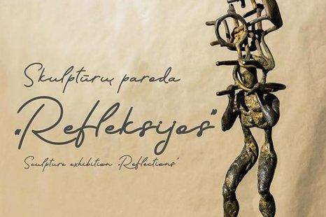 Skulptoriaus Henriko Orakausko skulptūrų paroda