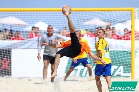 Paplūdimio futbolo čempionato antrasis etapas