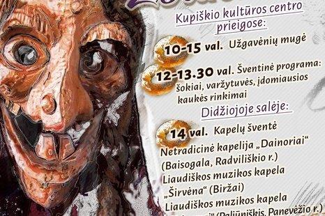 ŽIEMOS IŠLYDĖTUVIŲ ŠVENTĖ - UŽGAVĖNIŲ ZBITKAI' 20 :)